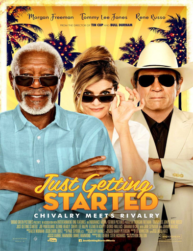 Poster de Just Getting Started