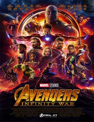Poster de Avengers: Infinity War