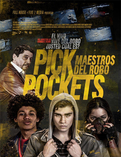 Poster de Pickpockets (Carteristas)