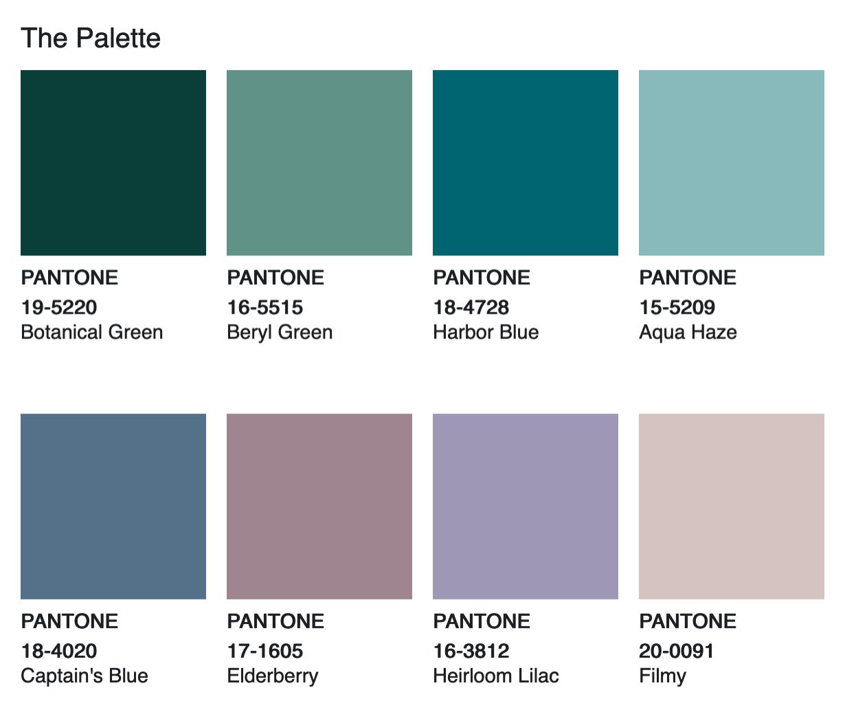 Blog Gnurfstudio,Combination Green And Blue Color Palette