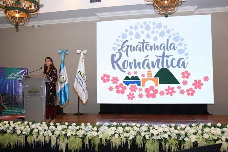 The second edition of Guatemala Romántica, to attract more weddings and honeymoons, was inaugurated this Friday with the certification of 120 service providers for the segment. It follows from 12 to 19 August with visits by wedding planners and travel agents. (Photo, Free Press: Inguat).