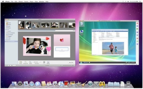 Mac OS X & Windows Vista