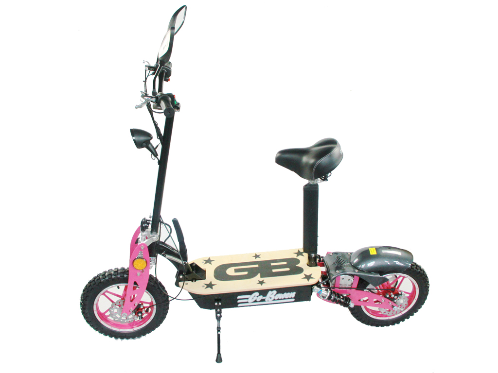 Best Stand Gas Scooter