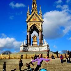 Hyde Park, London England