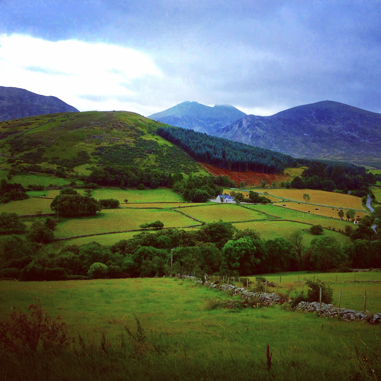 Countryside of Northern Ireland