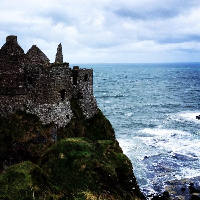 Dunluce Castle, Northern Ireland