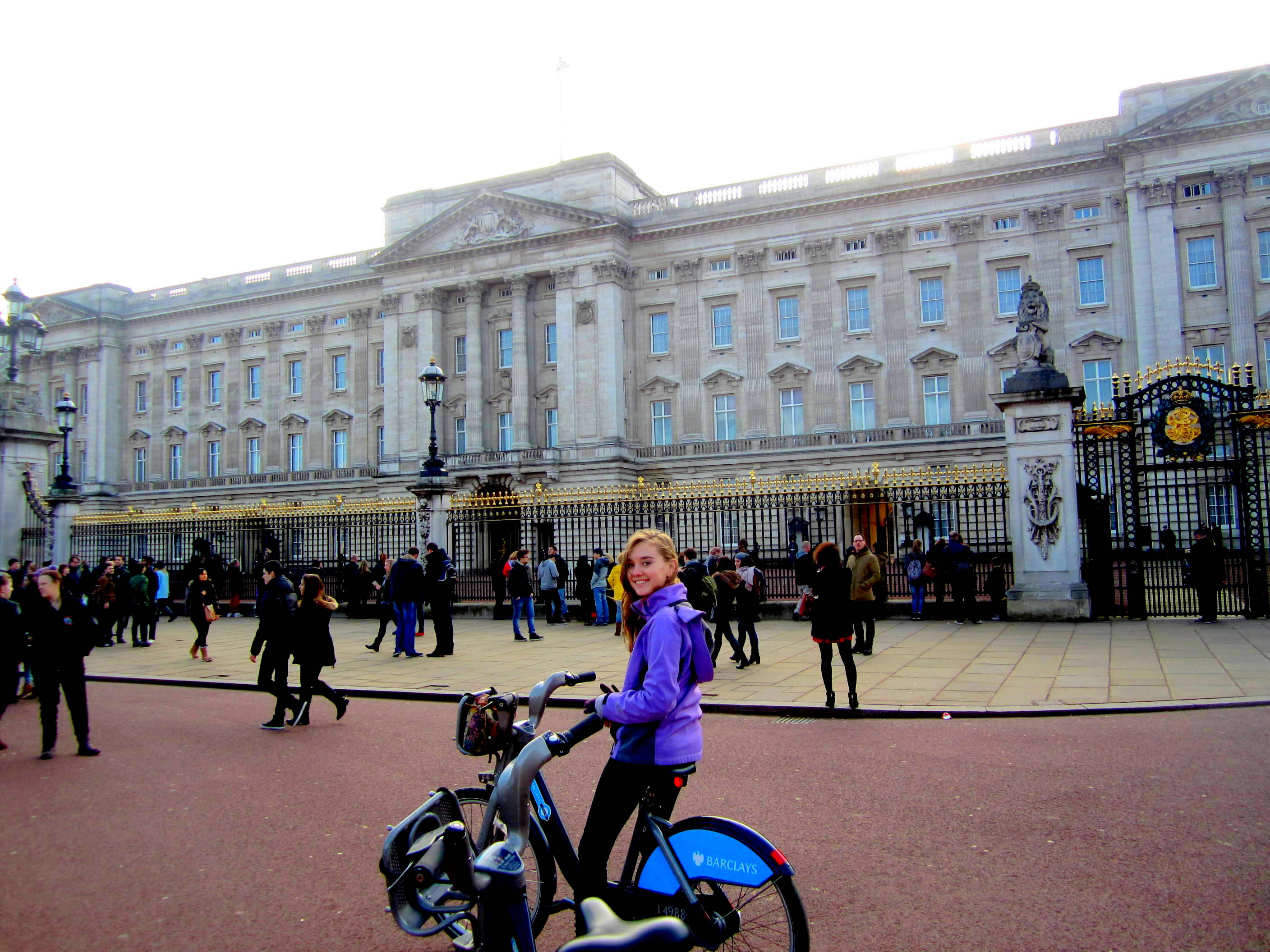 Buckingham Palace. London, England