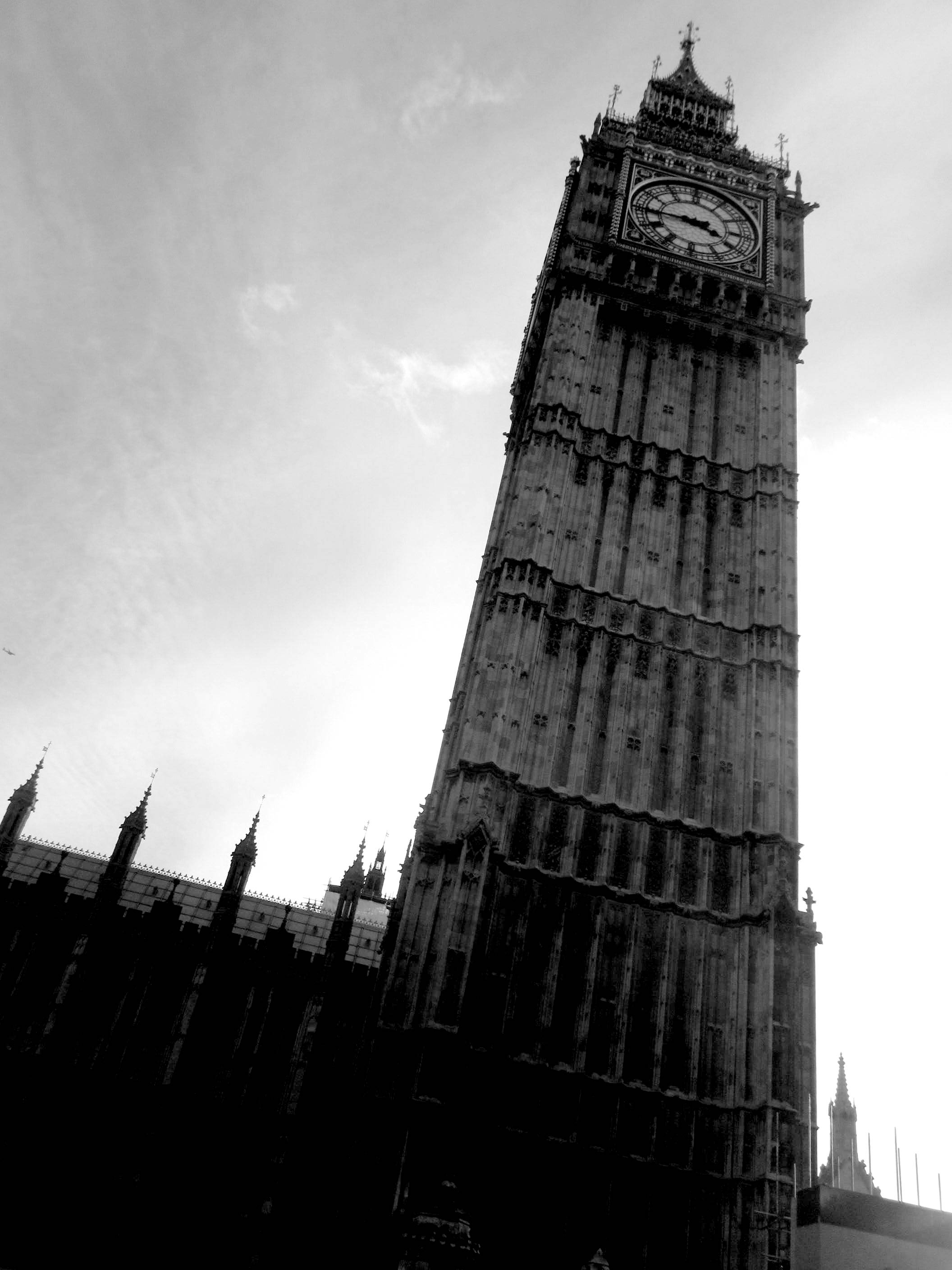 Big Ben, Westminster. London, England