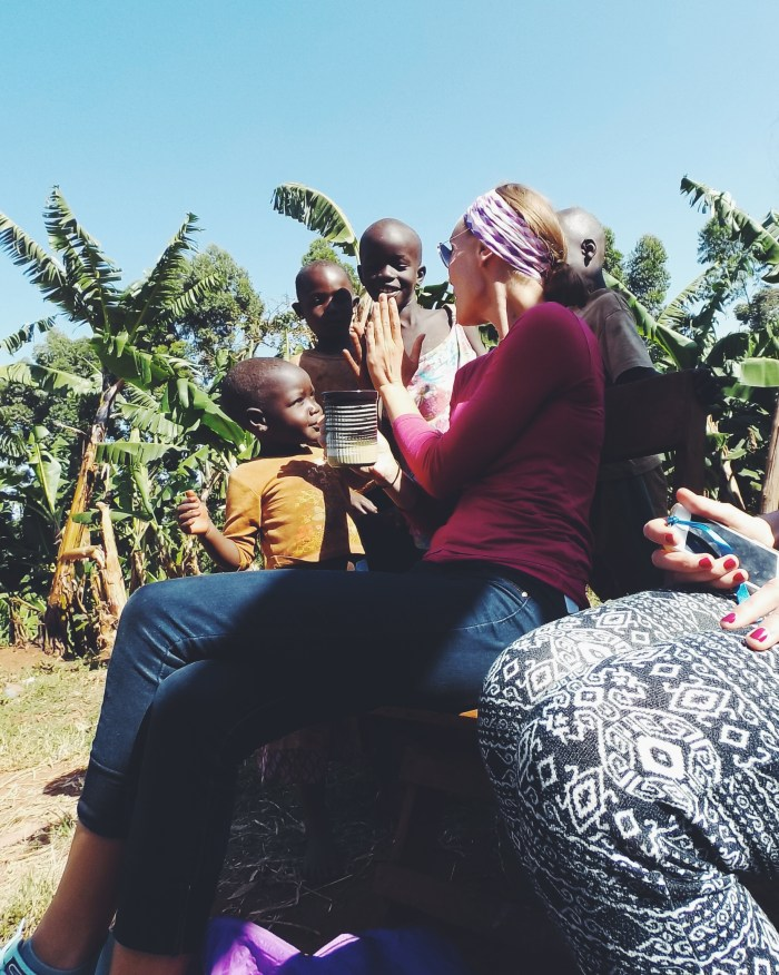Sipi, Uganda- I gave the kids my camera while we learned about coffee. These are the pictures they took.