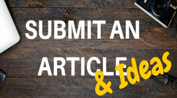Submit Articles-and Ideas - Go-For-Better.com