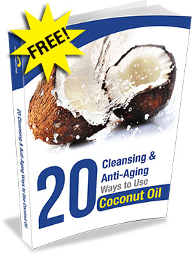 Coconut Oil - Cleansing and Anit-Aging Recipes