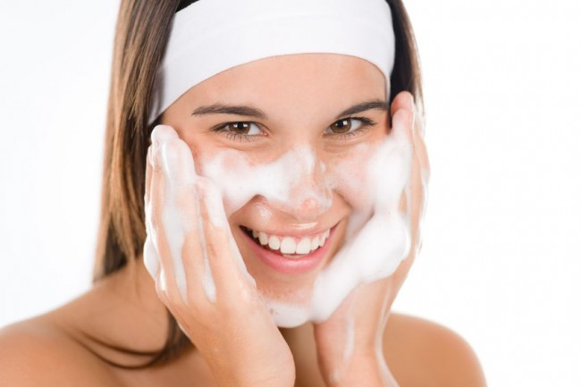 Face Acne Skin Care