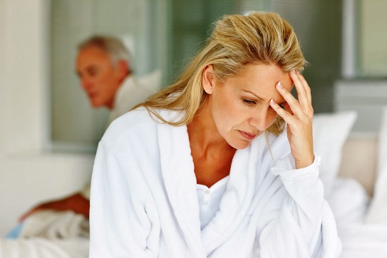 Menopause symptoms - Loss of Libido