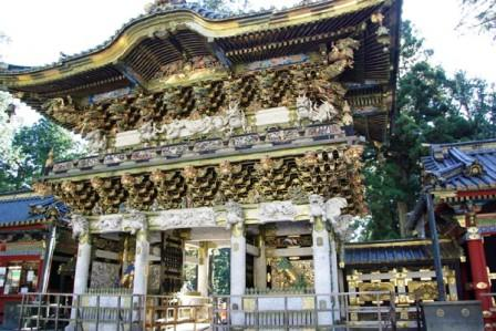 Nikko Toshogu Shrine, Tochigi prefecture - japan