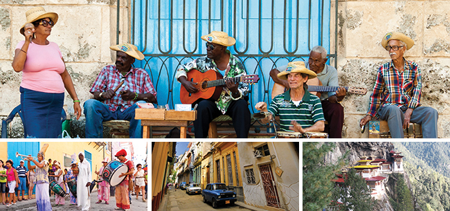 Best travel destinations for the year - Cuba