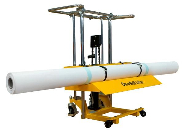 On A Roll Lifter 174 Standard Amp Standard Plus Models Foster