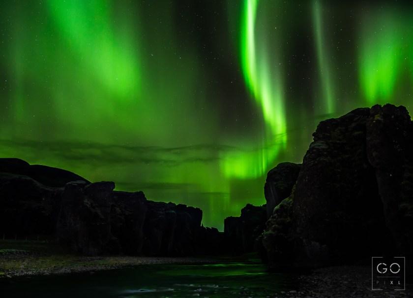 Canyon Aurora