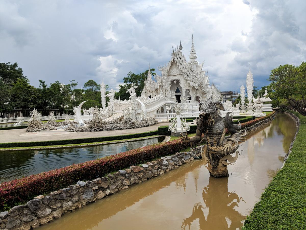 Art, Spirituality, and Medicine in Chiang Rai