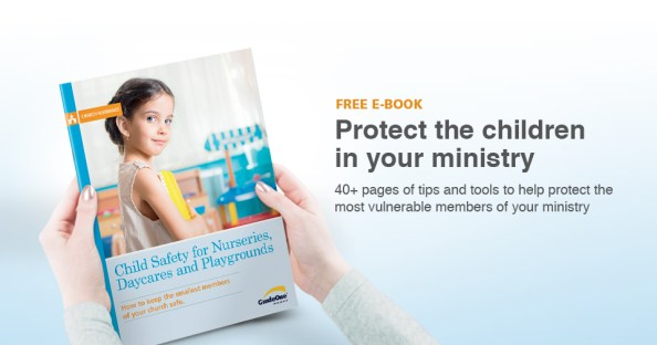 FREE E-BOOK | Protect the children in your ministry