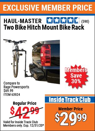 bike hitch mount bike rack