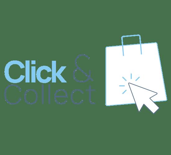 incwo vous permet de mettre en place le retrait en magasin grâce au click & Collect