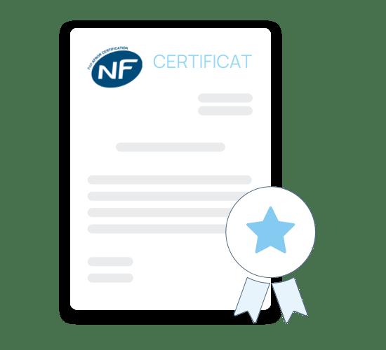 incwo logiciel certifié NF