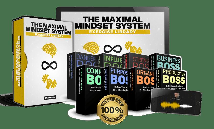 Mike Gillette – The Maximal Mindset System