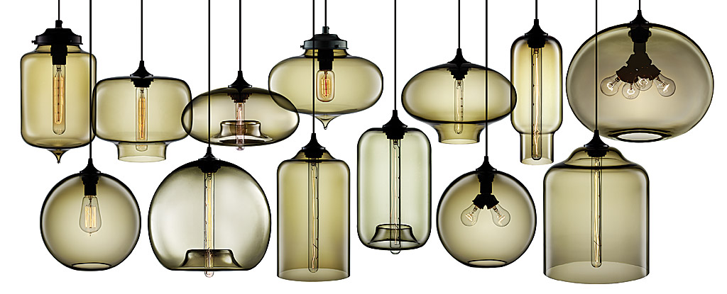 Multi Light Island Pendants