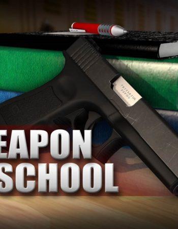Mohawk School placed on lockdown after handgun found in locker