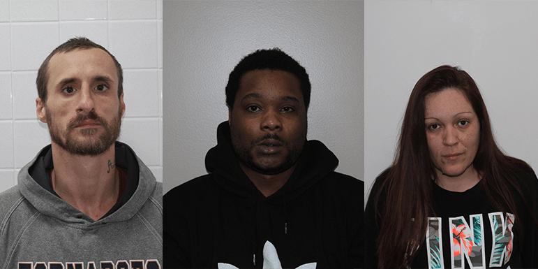 Police: Three arrested in Tiffin drug bust
