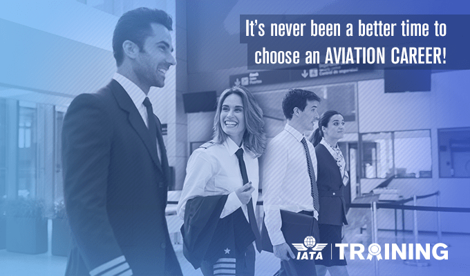 It's nerver been a better time to choose an Aviation Career