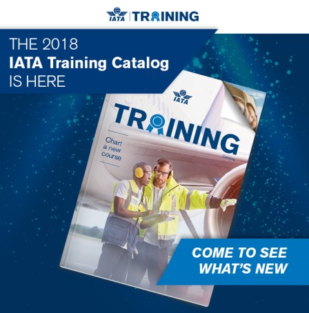 Iata Training Catalog is here