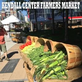 Kendall Center Farmers Market - Cambridge MA - Events Calendar