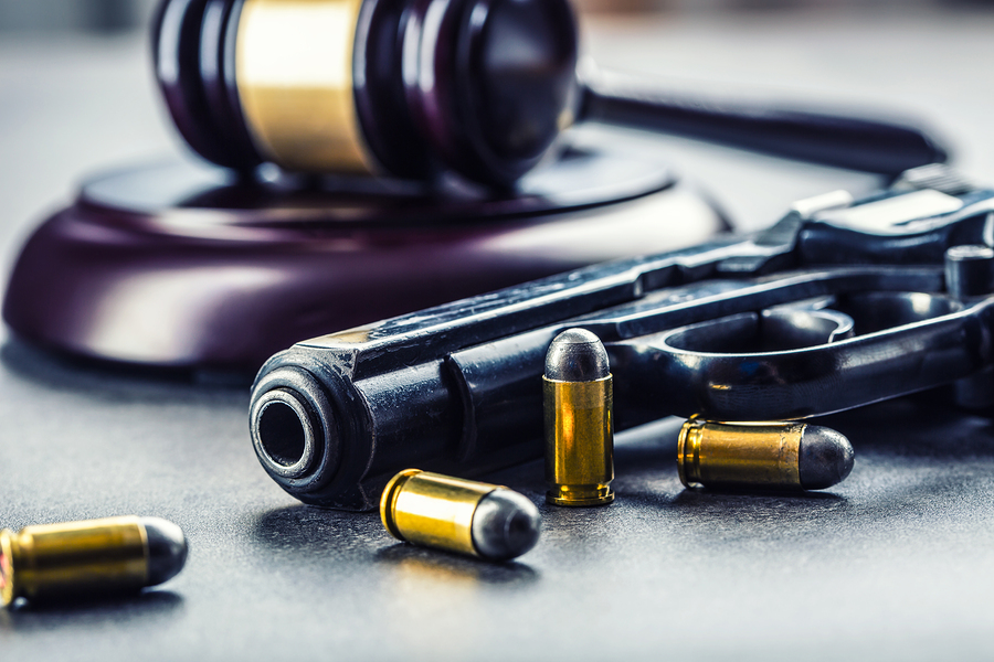 Firearm Crimes Lawyer]