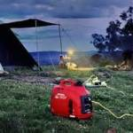 Generator rental available at the Effingham Builders Supply Rental Center