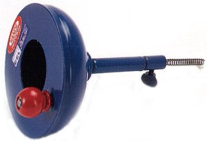 Rent a hand drain cleaner for the smaller jobs