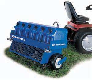 Aerator Rental to keep your lawn healthy and happy