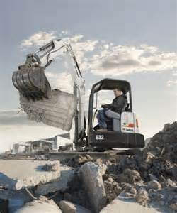Excavator Rental - EBS Rental Center
