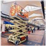 Scissorlift Rental Deals at the Effingham Builders Suppy Rental Center