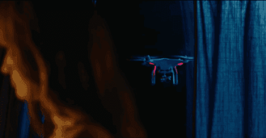 The Drone movie