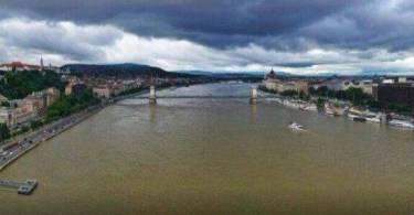 Duna panorámakép