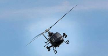 katonai helikopter