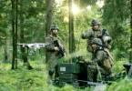 katonai drón illusztráció
