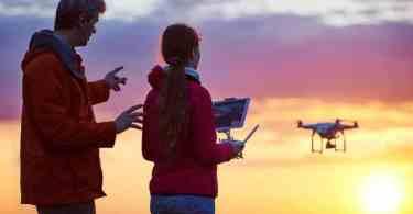 drónpilóta oktatás