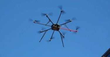 drónos szállítás