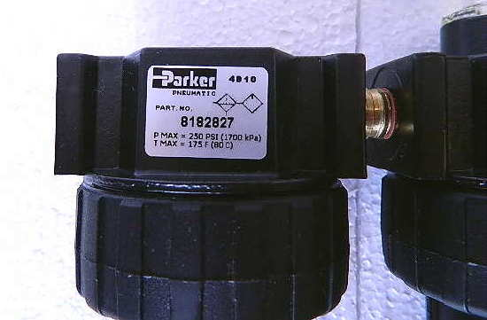 Tire Changers Parts And Accessories Two Parker Regulator Filter For Coats Rim Clamp Tire