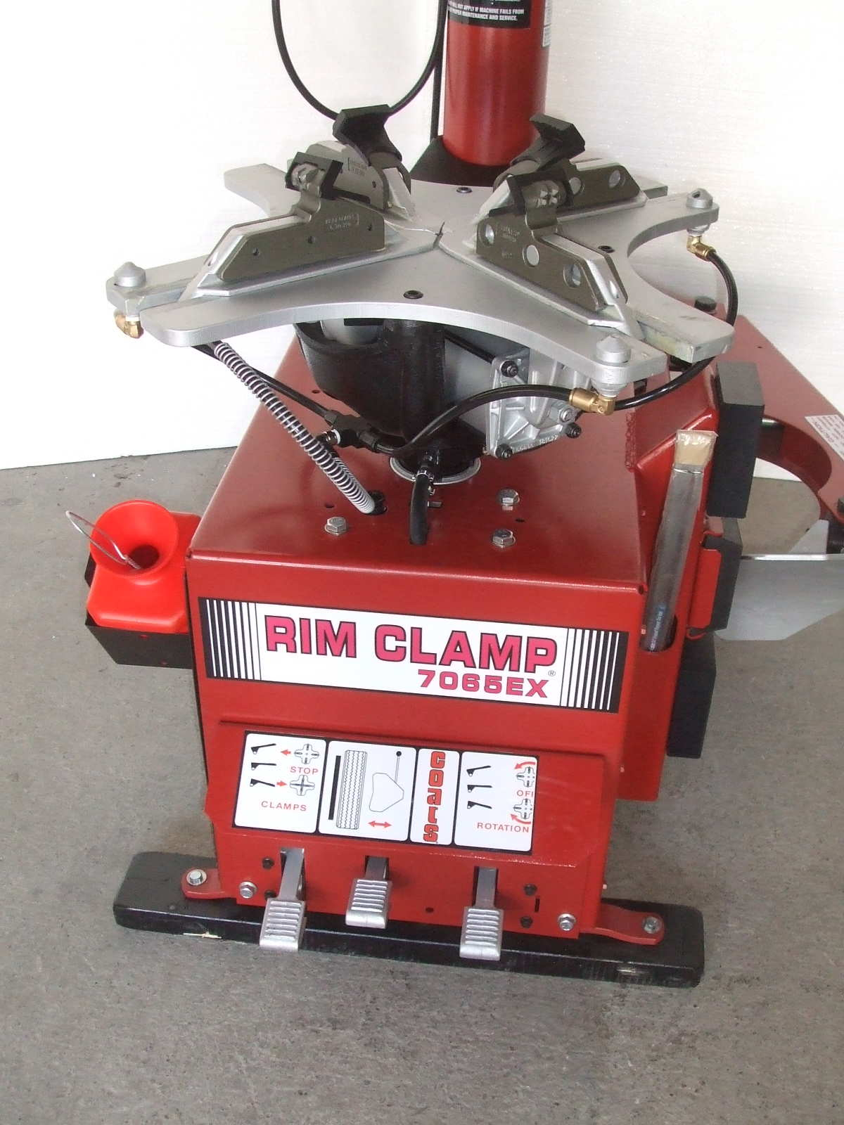Tire Changer And Balancer Combos Complete Remanufactured Coats 7065EX Tire Changer Amp Coats
