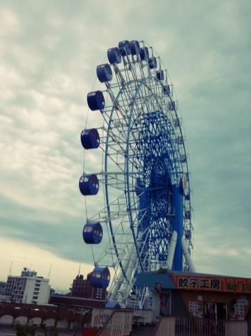 ferriswheel,shopping,Souvenir,Omiyage,Shizuoka,Japan,Shimizu,Omiyageyokocho,S-pulse,dreamplaza,
