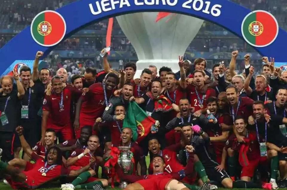 Portugal won Euro 2016