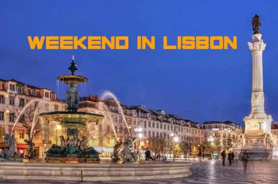 Fim de Semana em Lisboa
